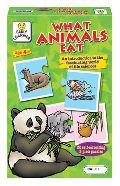 What Animals Eat Puzzles