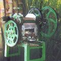 Sugarcane Crusher (Hand Driven with Engine)