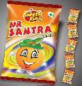 Orange Flavoured Hard Candy