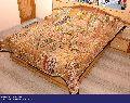 Khambadia Patchwork Bed Cover