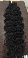 Raw Human Hair curly hair