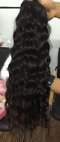 Temple Indian Human Hair