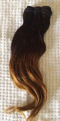 Virgin Remy Machine Weft Hair