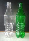 PET Plastic Soft Drink Bottles