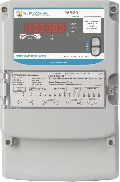 3 phase Prepaid energy meter CT operated with Inbuilt GPRS