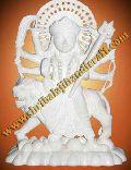 Durga Marble Statue (11)