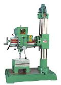 Universal Radial Drilling Machine (Model No. SER- I)