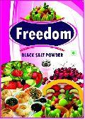 Freedom Black Salt