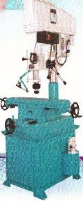 Mill Cum Drill Cum Tapping Machine