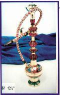 Antique Colouring Brass Hookah
