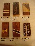 Wooden Colour Dugouts
