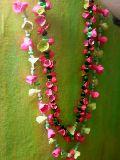 Clay flower Garland's