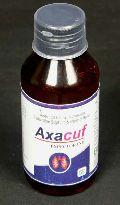 Axacuf Expectorent- Pharmaceutical Medicine
