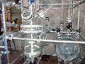 Borosilicate Glass Jacketed Vessel