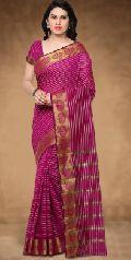 casual printed sarees