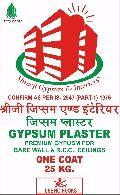 Shreeji Eco-White Gypsum Plaster