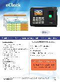 Biometric Finger Print Time Attendance Machine