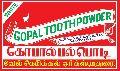 Gopal Tooth Powder