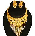 Traditional Gold Jewellery