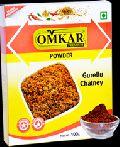 Omkar Niger Seeds Chutney Powder