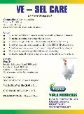 VE-SEL Care Poultry Feed Supplement