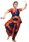 Bharatanatyam Dance Costume
