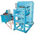 manual high pressure fly ash brick making machine