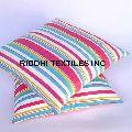 Stripes Cotton Cushion Cover