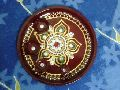 Pooja and Tilak Thali Pattern 10