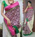 Semi Silk Saree