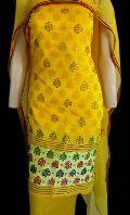 Banarasi Woven Cotton Suit