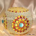 Mosaic Candle Holder