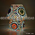 mosaic multi table lamp