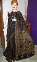 Kantha Silk Saree
