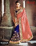 Classy bridal Saree
