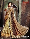 Elegant bridal saree