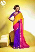 Lovely Digital Printed Saree