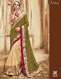 Sober art silk saree