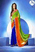Stunning Digital Printed Saree