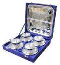 Brass Silver Plated Tea Set