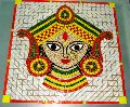 Durga Maa Glass Mosaic 25 inches square
