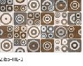 NEW DESIGN DECORATIVE BRICK WALL SMART TILE