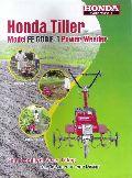 Honda Power Tiller