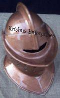 Antique Knight Close Helmet