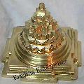 Brass Shree Yantra