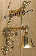 Nautical Brass Dog Bell
