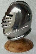 Steel Armor War Helmet