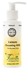 Lemon Cleansing Milk