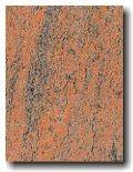Red Multicolor Granite Stone